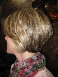 bob hairstyle with stacked back with layers bob hairstyles back view layered stacked bob hairstyles for thick hair