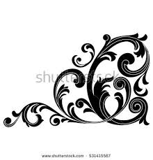 royalty free stock photos and images vintage baroque ornament
