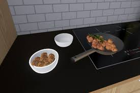 a great wrong has been righted you can now cook meatballs in