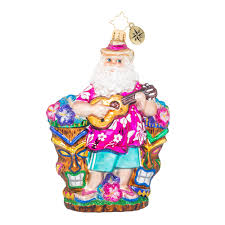 christopher radko ornaments radko ukulele nick surf u0026 sun