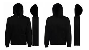 hoodie blank template psd clip art library