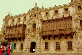 Moorish Architecture Moorish Architecture Lima Peru Antonio Ramblés Travels