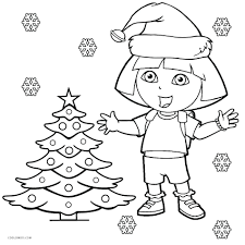 dora coloring pages for toddlers dora coloring pages boots ribsvigyapan com dora coloring pages