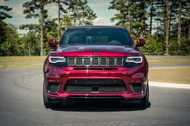 jeep range rover 2018 2018 jeep grand cherokee trackhawk release date price and specs