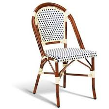 Wicker Bistro Chairs Cafe Rattan Bistro Chairs Front Porch Pinterest