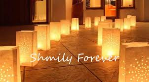 paper lanterns with lights for weddings sale 50pcs indoor outdoor candle safe lantern paper tealight