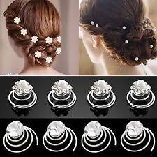 pearl hair pins bridal hair pins ebay