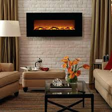 mirror onyx wall mounted electric fireplace mount costco canada