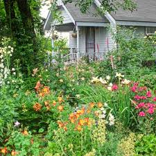 best plants for a cottage garden white picket fence gardens and