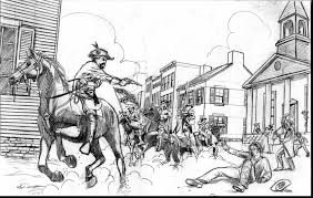 excellent abraham lincoln civil war coloring pages with civil war