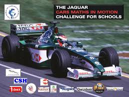 Challenge In Motion Jaguar Cars Maths In Motion