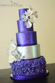 834 best purple lilac wedding cakes images on pinterest lilac