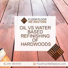 floor floor we restore water damage floor restauration vs