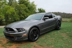 2010 Mustang Black Mustang 2010 Gt500 Style Black Wheel 18x9 05 14 All Free