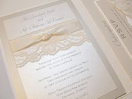 Wedding Invitations With Rsvp Lace Wedding Invitations With Rsvp U2014 Criolla Brithday U0026 Wedding