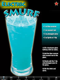 blue martini png j u0027s drink of the week electric smurf drinks pinterest