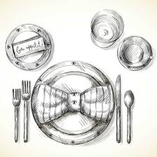 How To Set A Table How To Set A Formal Dinner Table An Alli Event