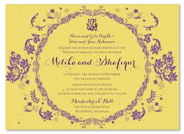 wedding invitation india unique wedding invitations vintage hindu plantable wedding