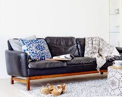 Vintage Leather Sofa Bed Best 25 Vintage Leather Sofa Ideas On Pinterest Chesterfield