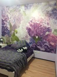 otaksa wall mural just installed hydrangea done pinterest otaksa wall mural just installed hydrangea