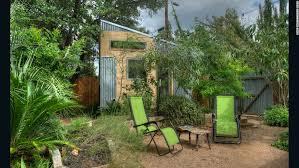 Renting A Tiny House Tiny House Vacation Rentals Cnn Travel