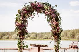 flower arch 30 inspired wedding flower arches fig bloom