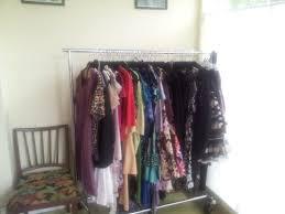 alternate clothing storage home key organization