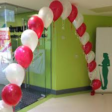 balloon arch balloon arch installation across the uk outdoors or inside