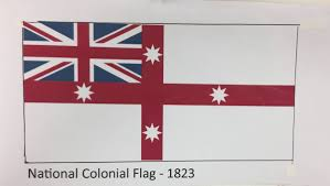 First Navy Jack Flag The History Of Australian National Flag Gloucester Advocate