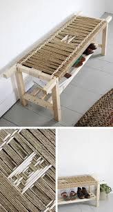 best 20 diy woven bench ideas on pinterest u2014no signup required