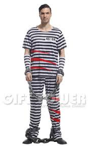 Jailbird Halloween Costume Compare Prices Inmate Costumes Halloween Shopping Buy