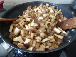 cuisiner l aubergine wok aubergine patate douce recette de cuisine alcaline