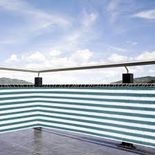 Wind Sail Patio Covers by 20 U0027x2 1 2 U0027 Patio Sun Shade Net Sail Screen Mesh Netting Balcony
