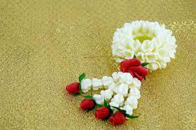 wedding garland how to make a wedding garland