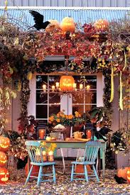 patio ideas best 25 outside fall decorations ideas on