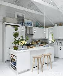 White Kitchen Design Ideas by Elle Decor Kitchens Kitchen Design