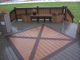 designs in wood deck construction farmington hills milford