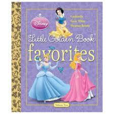 disney princess golden book favorites cinderella snow