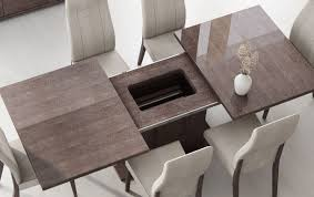 modern dining table and chairs uk dining room magnificent modern dining room table runners