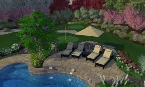 laurel hollow long island ny landscape design project dwe ltd