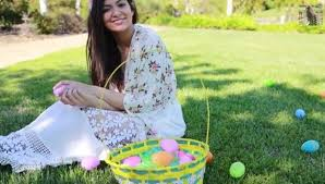 Diy Easter Decorations Bethany Mota by 17 Best Images About Happy Easter On Pinterest Easter Videos