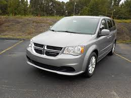 certified pre owned 2016 dodge grand caravan sxt mini van