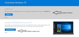 steps to manually download windows 10 creators update before