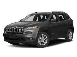 jeep suv 2016 black used 2016 jeep cherokee latitude 4x4 suv for sale near kansas city