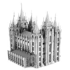 Architecture Gifts by Fascinations Metal Earth 3d Metal Model Diy Kits Unique Gifts