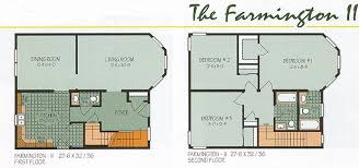 Fine Colonial Modular Home Plans 32 X 30 House Plans