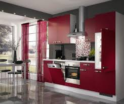 Red Kitchen Accessories Ideas Kitchen Decorating Popular Kitchen Cabinets Cabinet Paint Color