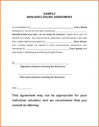 agreement confidentiality agreement sample