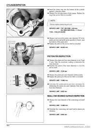 daelim s2 125 scooter service manual