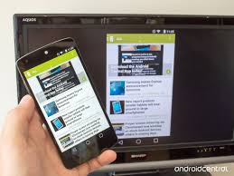 project android screen to pc how to mirror your android screen with chromecast android central